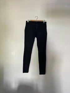 J Brand Black skinny Jeans  Size 28 Retail: $325