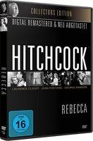 ALFRED HITCHCOCK - REBECCA (A.HITCHCOCK COLLECTOR'S EDITION)  DVD NEU