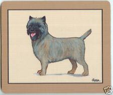 Cairn Terrier Dog Fur Children Mouse Pad Mousepad New