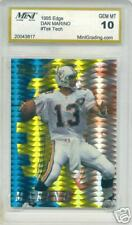 Collectors Edge 1995 Dan MarinoTekTech Football Card