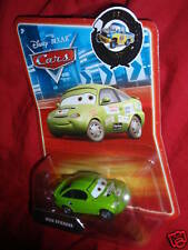 Disney Pixar Cars Final Lap #142  NICK STICKERS