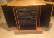VTG RARE  Soundesign Model No.46C46M AM/FM Stereo Receiver/Dual Cassette Deck
