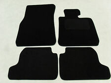 BMW 2 Series Coupe (F22) 2014-on Fully Tailored Deluxe Car Mats in Black