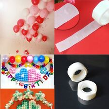 200 Dots Double-stick Glue Permanent Glue For Photo Balloon Supply Wedding Party