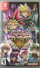 Yu-gi-oh! Legacy of The Duelist Link Evolution (Nintendo Switch, 2019) No Cards