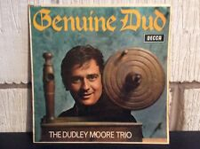 The Dudley Moore Trio Genuine Dud LP Album Vinyl Record LK4788 Jazz Swing 60's