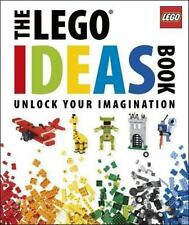 The LEGO Ideas Book, Hardcover, Be Creative, New, Free Shipping