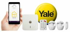 Yale SR-320 Smart Home Alarm System + Smartphone control 2 yr guarantee