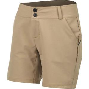 NWT$100  Pearl Izumi Women's Versa Cycling Short KELP Size 12 khaki