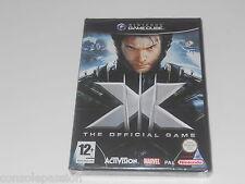 NINTENDO GAMECUBE-X-Men juego oficial-Nuevo Sellado De Fábrica Free UK Post