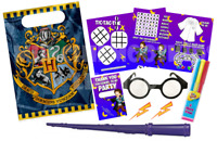Pre Filled Harry Potter Party Bag - Magic Wizard Wand Parties Boys Bags