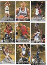 1994-95 BASKETBALL UPPER DECK SP COMPLETE SET (1-165)  KIDD HILL HOWARD JONES RC
