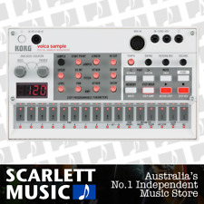 Korg Volca Sample Digital Sample Sequencer w/ 3 Years Warranty.