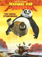 Kung Fu Panda the Movie Storybook By CATHERINE HAPKA