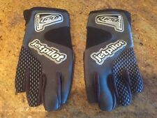 JETPILOT Neoprene/Suede PWC JetskiSeadoo Gloves Blk S Vintage Barely Used