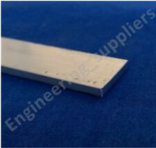 "3/4"" x 1/8"" Aluminium Flat Bar (19.05 x 3.2mm) Available Lengths 50mm to 600mm"