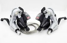 Shimano Altus ST-M370 MTB 3x9 Speed Shifter/Brake Dual Control Levers Set Silver