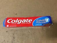 COLGATE TOOTHPASTE CAVITY PROTECTION 8 OZ SHELFPULL