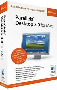 Parallels Desktop 3.0 For Mac Run Windows on Your Mac