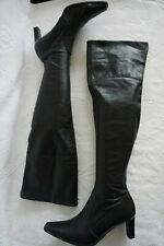 Paul Green Overknee-Stiefel 9129-003 schwarz