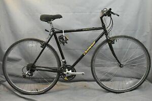 "1994 Specialized Crossroads Hybrid Bike Large 20.5"" Tange Chromoly Steel Charity"