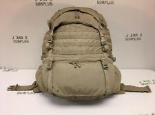USMC FILBE backpack Full Rucksack system Coyote brown Ruck Pack Official USGI