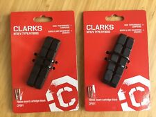 Clarks CP501 -70mm Mountain Bike V-Brake Bremsbelag 2 Satz
