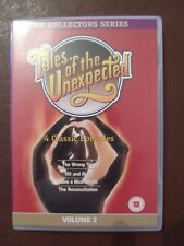 Tales Of The Unexpected Volume 2 (DVD, 2000) - Four Classic Episodes - Region 0