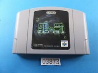 Tsumi to Batsu Sin And Punishment Nintendo 64 N64 Used From Japan 03873