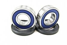 06-11 Suzuki LTR450 Quadracer FRONT WHEEL BEARINGS/SEALS BOTH SIDES FREE SHIP