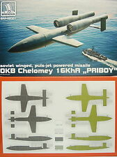 """OKB Chelomey 1 6KhA""""Priboy"""", Brengun, 1/48,  Neuheit"""