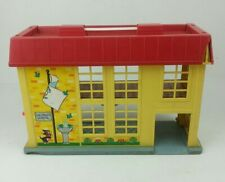Fisher Price Little People Children's Hospital 1976 Vintage Play Pretend Toys