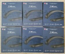 Brand New SEALED LG Tone Active Bluetooth Headset Black HBS A80 Waterproof