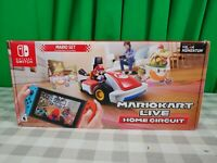 Mario Kart Live: Home Circuit Mario Set for Nintendo Switch Brand New