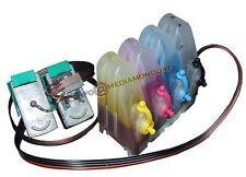 SISTEMA STAMPA CONTINUA CISS PER CANON PG-512 CL-513 PER MX320 MP490 MX420