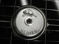 New Beaver RB290 Bulk Vending Machines Chrome Top Lid Free Shipping  **ROUND**