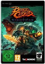 Battle Chasers: Nightwar (PC/Mac, 2017, DVD-Box)