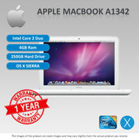 APPLE MACBOOK A1342 UNI-BODY CORE 2 DUO 2.26GHZ-2.4GHZ 4GB 250GB