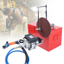 Electric Sheep Shears Wool Clipper Shearing Machine 320w 360rotate Hot Sale