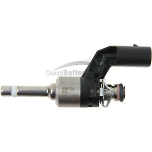 One New Genuine Fuel Injector Lower 03H906036 for Audi Volkswagen VW