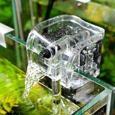 220~240V Aquarium Filter Water Oxygen Circulation Pump 3 in 1 Waterfall Filters