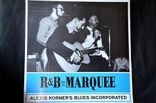 """Alexis Korner's Blues Inc. R&B From The Marquee 12"""" vinyl LP New + Sealed"""