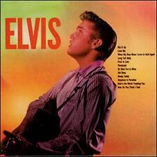 Chu-Bops #45 Elvis Presley - Elvis - Collectible 1980s Mini-LP Cover!