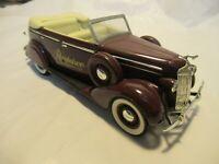 1936 Dodge Convertible Sedan 1/28 Diecast Bank Reminsice Liberty Classics