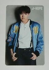 BTS J-HOPE RUN Japan ver. Official Photo Card