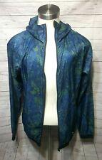 Oakley Hydrofree Men's Ultralight Windbraker Hoodie Jacket Size L