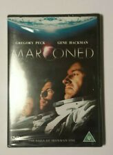 Marooned DVD starring Gregory Peck and Gene Hackman new and sealed
