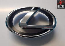 NEW GENUINE LEXUS RX300 RX330 RX350 RX400H FRONT CHROME GRILLE L BADGE 2003-2008