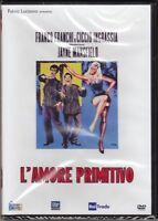 Dvd FRANCO FRANCHI & CICCIO INGRASSIA • L'AMORE PRIMITIVO nuovo 1991