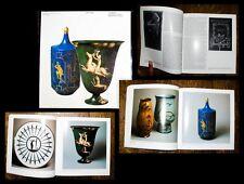 1985 Ceramics Art Deco Napoli Carola-Perrotti 1920-1950